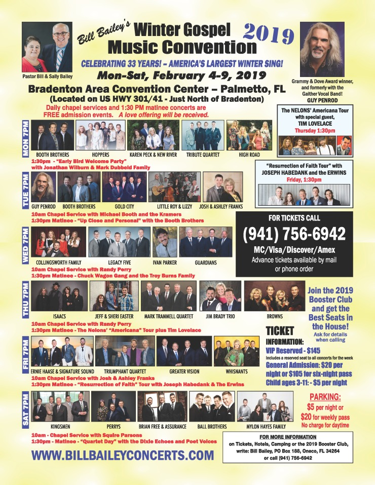 2019 Winter Convention Ad Singing News (1)