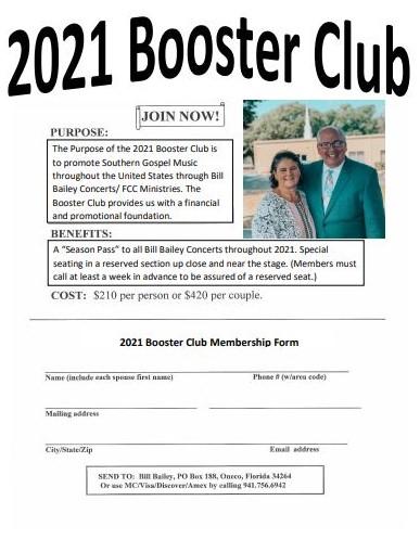 2021 Booster Club form